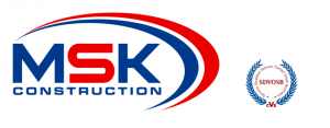 MSK Construction Logo