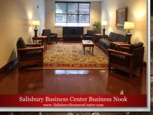 Salisbury Business Center Business Nook