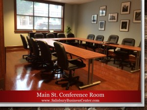 Salisbury Business Center Meeting Room