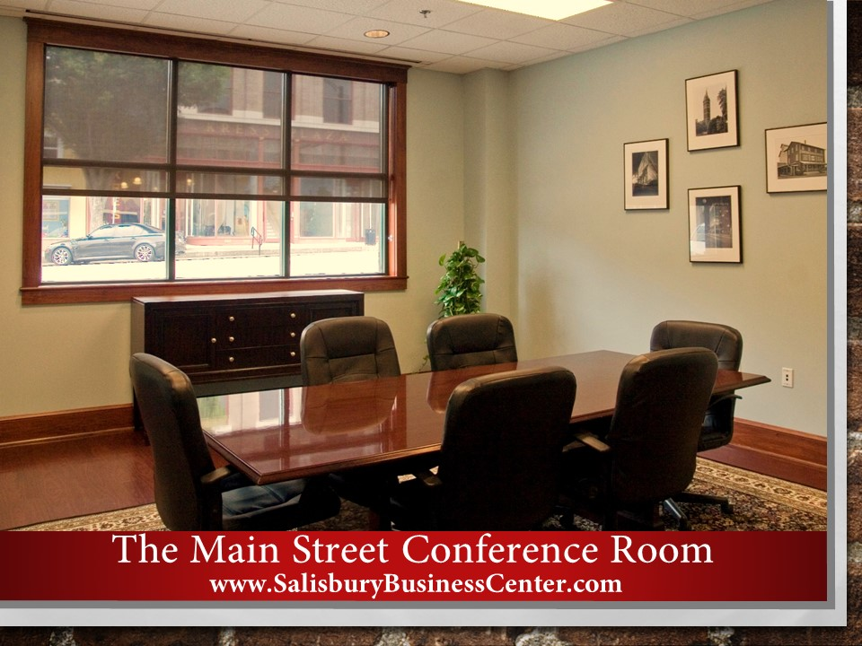 SBC Main Street Conference Room