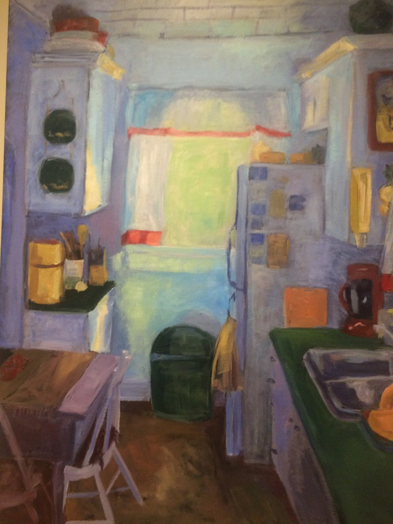 Scott Eury's Kitchen